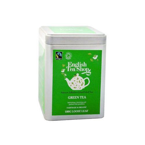English tea shop Ets green tea 100 g puszka