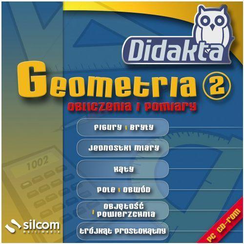 Didakta - Geometria 2 - Obliczenia i pomiary - 40 PC