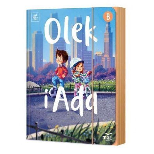 Olek i Ada. Pięciolatek. Poziom B. Pakiet (565 str.)