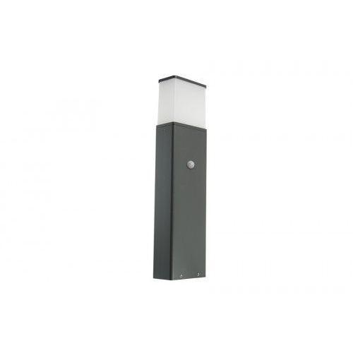 Bergmen Lampa ogrodowa 9w led vergo se z czujnikiem ruchu i zmierzchu (5901738576445)