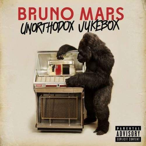 Warner music / atlantic Unorthodox jukebox - bruno mars (płyta cd) (0075678762857)