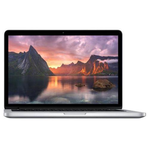 Notebook Apple MacBook Pro MF839, pamięć operacyjna [8GB]