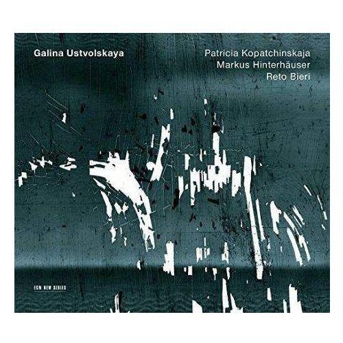 Ustwolska Galina / Patricia Kopatchinskaja, Markus Hinterhäuser, Reto Bieri, 4810883