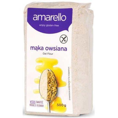Mąka owsiana bezglutenowa 500g marki Kubara