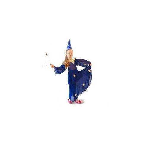 Strój Wróżka Lux 122/128 - produkt z kategorii- garsonki i kostiumy
