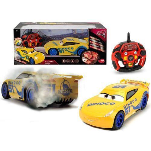 Dickie toys Auta 3 rc feature cruz ramirez, 26 cm (4006333031496)