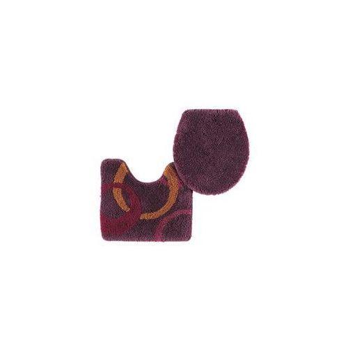 Heine - dywanik fioletowy/pomarańczowy - oferta [055a457c2795e569]