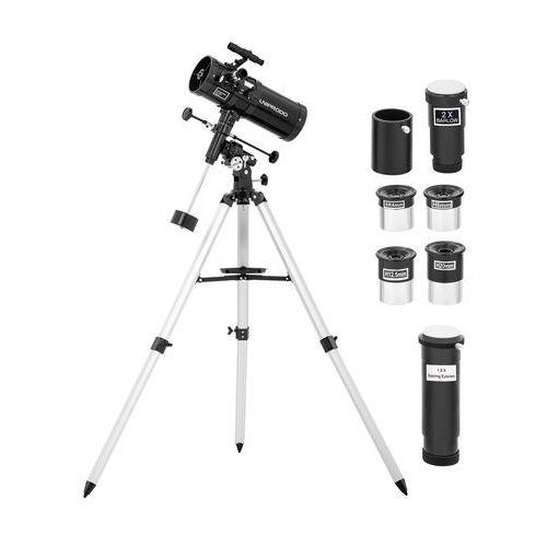 Uniprodo teleskop newtona - 1000 mm - lustro Ø114 mm uni_telescope_08 - 3 lata gwarancji
