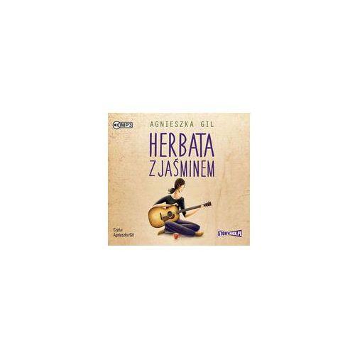 Herbata z jaśminem - Agnieszka Gil (9788381460446)