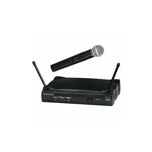OMNITRONIC VHF-250 179 - Zestaw Bezprzewodowy (4026397294477)