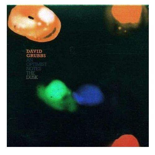 Drag city-usa Grubbs, david - an optimist notes the dusk (0781484037323)