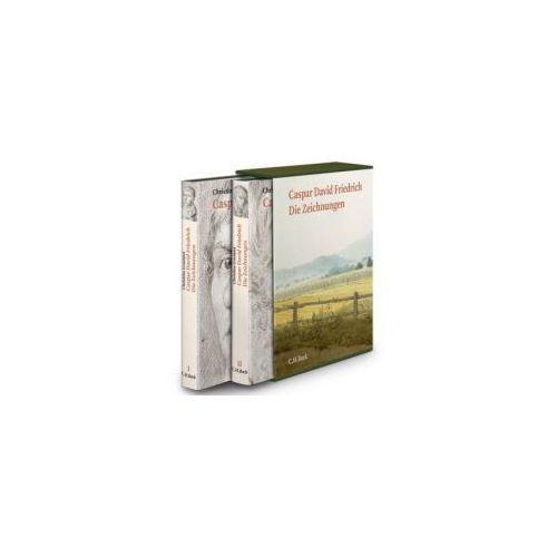 Caspar David Friedrich, Die Zeichnungen, 2 Bde. (9783406619052)
