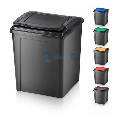 Kosz na śmieci Sortery do segregacji 150L (3x50L) - produkt dostępny w twojekosze.pl