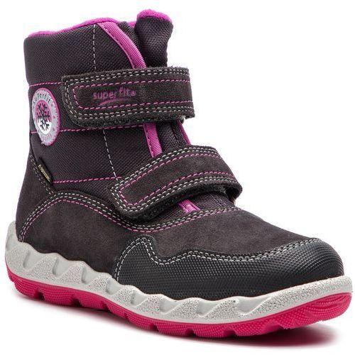 de2fd526 Śniegowce SUPERFIT - GORE-TEX 3-00013-21 D Grau/Rosa 289,00 zł solidne buty  dziewczęce producenta Superfit. Wytrzymała cholewka (skóra naturalna -  zamsz, ...