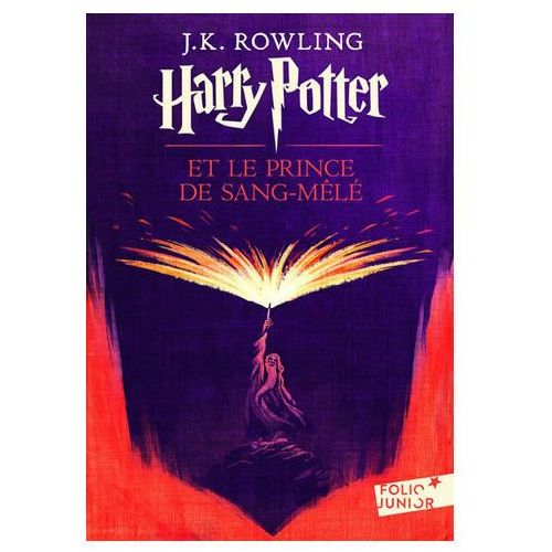 Harry Potter 6: Harry Potter et le prince de Sang-Melé Rowling Joanne K.