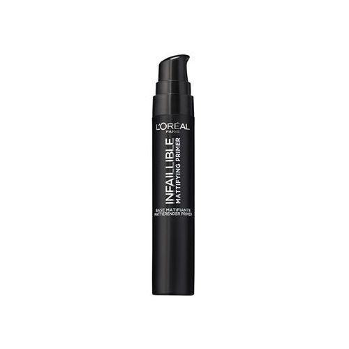 matujący podstawowy podkład pod makijaż infaillible (mattifying primer) 20 ml marki L'oréal