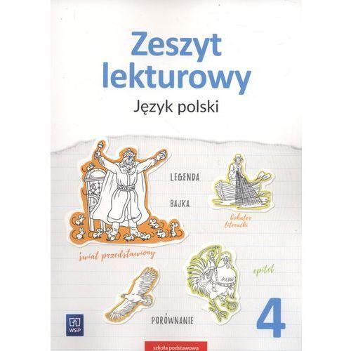 Język polski Zeszyt lekturowy SP kl.4 ćwiczenia / podręcznik dotacyjny - Andrzej Surdej, Beata Surdej (128 str.)