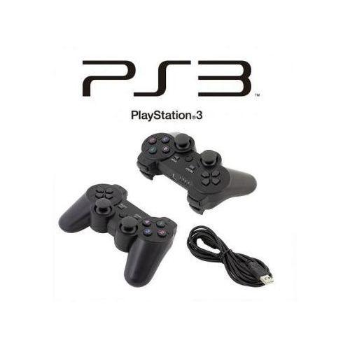 Przewodowy pad/kontroler dual shock do playstation 3/ps3. marki S.t.i. ltd.