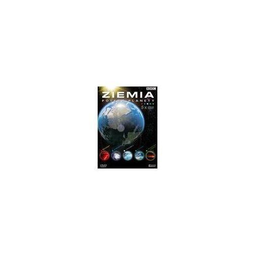 Bbc Ziemia. potęga planety (box 5 x dvd)