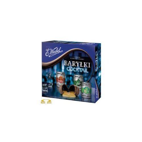 E. WEDEL 200g Baryłki Cocktail Bombonierka   DARMOWA DOSTAWA OD 150 ZŁ!