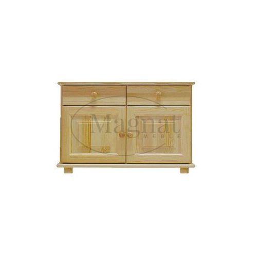 Magnat - producent mebli drewnianych i materacy Komoda sosnowa nr17