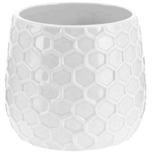 Donica ceramiczna, osłona na donicę - 15 cm (5902891244745)