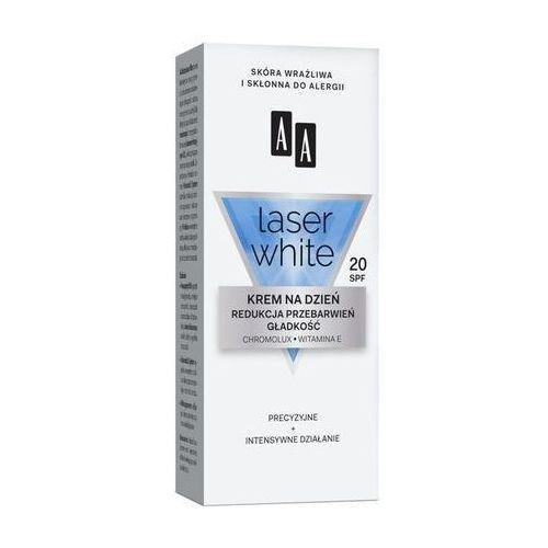Aa laser white krem na dzień redukcja przebarwień i gładkość 30 ml marki Oceanic