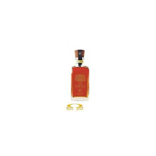 Whisky 40 yo ans the nikka edycja limitowana 0,7l marki Nikka