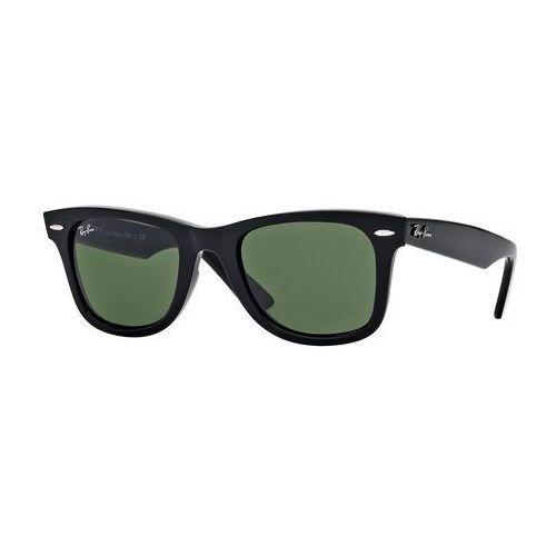 Ray-ban Okulary przeciwsłoneczne ® rb 2140 901 wayfarer (0805289126577)