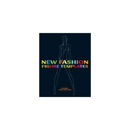 New Fashion Figure Templates new edition (9780713490336)