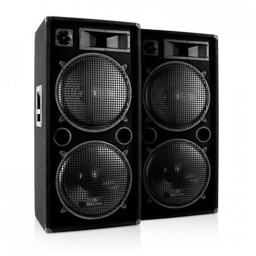Zestaw kolumn głośnikowych pw-2522 2x 38cm (15