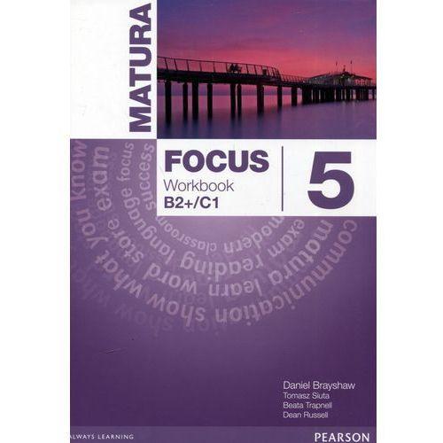 Matura Focus 5 Workbook - Praca zbiorowa (2016)