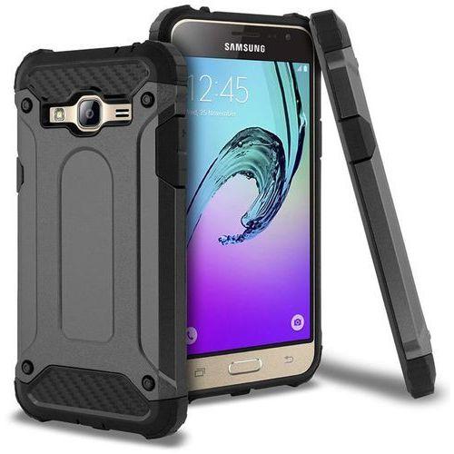 TECH-PROTECT Future Armor Grey | Obudowa dla Samsung Galaxy J3 2016 - Grey