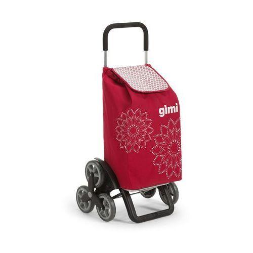Altom Wózek na zakupy 30kg/56l. tris czerwony 6 kółek (40800786)