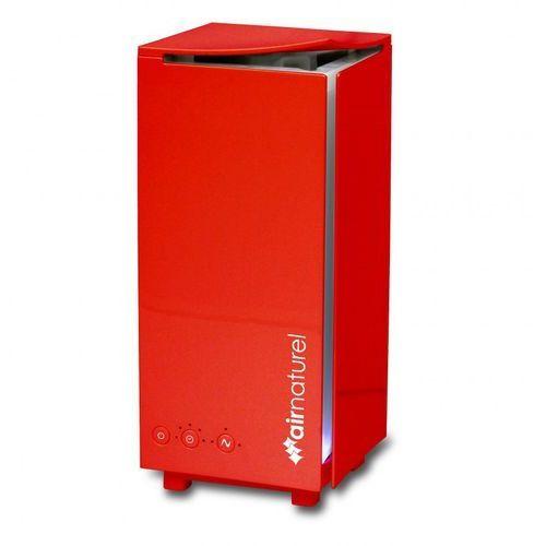Nawilżacz ultradźwiękowy AIR NATUREL Diffusair Czerwony + Zamów z DOSTAWĄ JUTRO! + DARMOWY TRANSPORT!