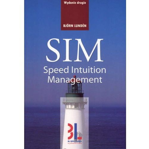 SIM - Speed Intuition Management (9788389537270)