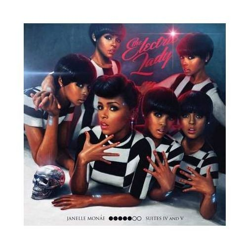 The Electric Lady - Janelle Monae (Płyta CD), 7567868405
