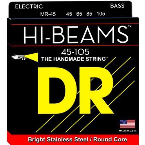 Dr mr-45 hi-beam struny do gitary basowej 45-105