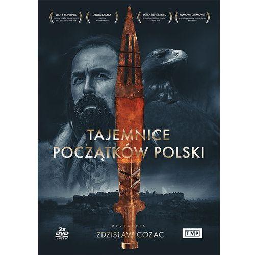 Tajemnice początków Polski (2 DVD) (Płyta DVD)