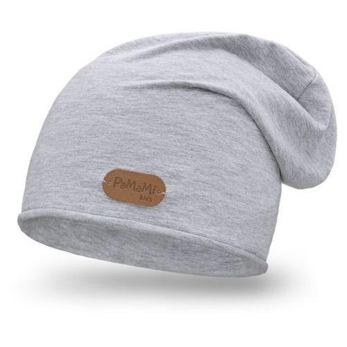 Pamami Wiosenna czapka - jasnoszary