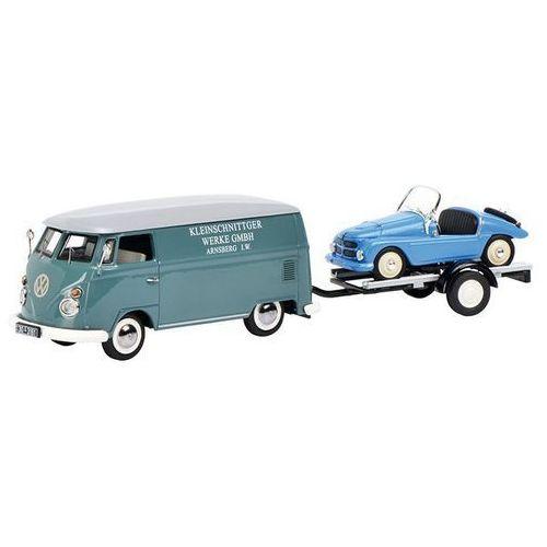 Volkswagen T1c Box Van Kleinschnittger with Trailer and Kleinschnittger F125 - DARMOWA DOSTAWA!!!