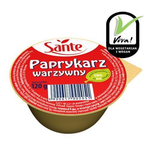 Sante Paprykarz warzywny 120 g (5900617002051)