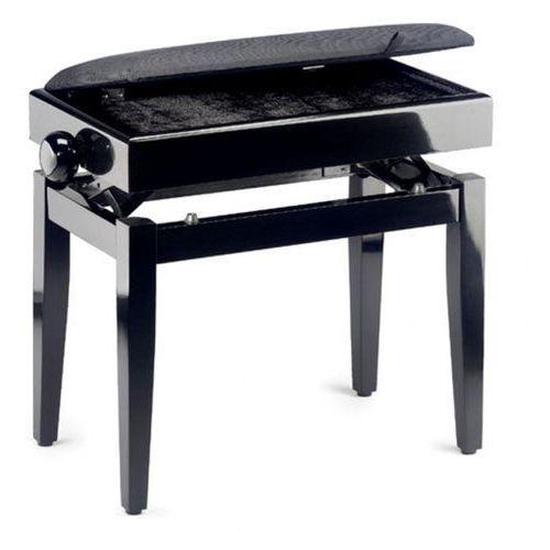Stagg pb55 bkp vbk ława do pianina ze schowkiem