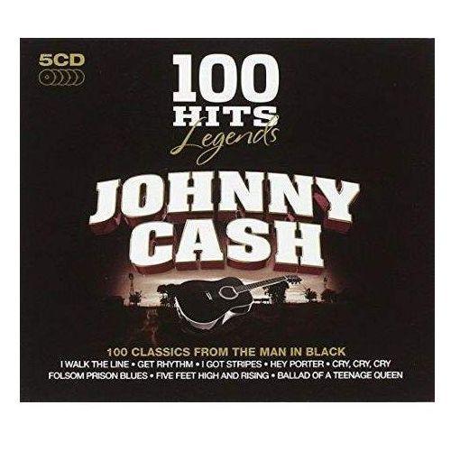 100 hits Cash, johnny - legends (0654378606625)