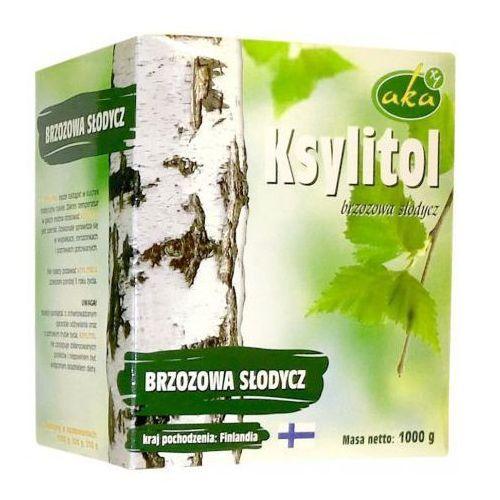 AKA: ksylitol cukier brzozowy - 1 kg, 000738