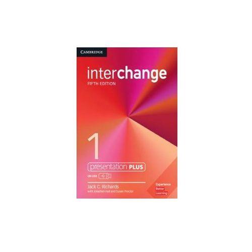 Interchange Level 1 Presentation Plus USB