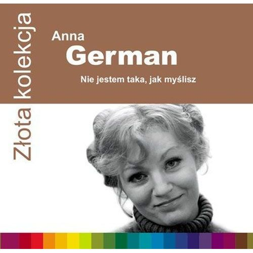 Anna german - złota kolekcja vol. 2 (cd) marki Emi music poland