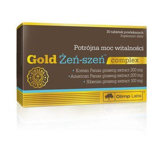 Tabletki OLIMP Gold Żeń-szeń complex 30 tabletek