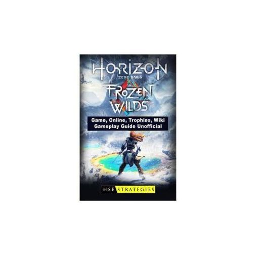 HORIZON ZERO DAWN THE FROZEN WILDS GAME,