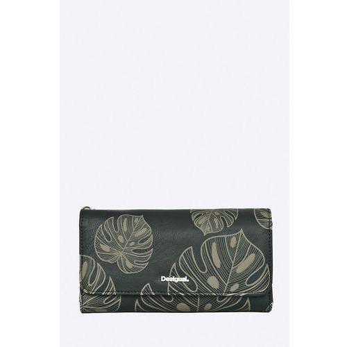 Desigual - portfel dwustronny attalea